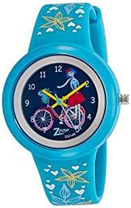 Zoop Analog MultiColour Dial Girls Watch NK26006PP03 / NK26006PP03