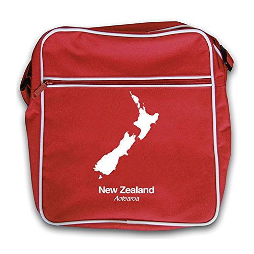 Wales Silhouette Red Retro New Bag Flight South pSxqnZ86