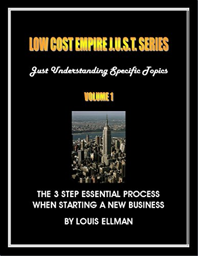 Low Cost Empire J.U.S.T. Series - The