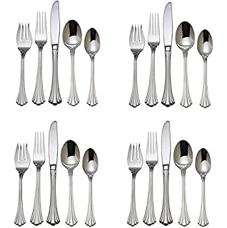 Reed & Barton 1800 18/10 Stainless Steel - 20 Piece Set (Service for