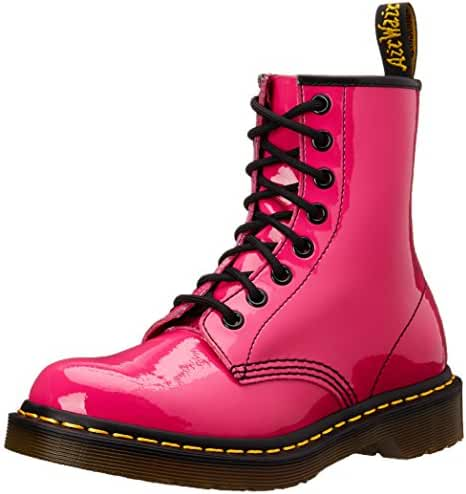 Dr. Marten's Women's 1460 8-Eye Patent Leather Boots