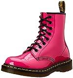 Dr. Martens 1460 Hot Pink Patent 11,821,670, Women Boots, Pink (Hot Pink), Eu 40 (Uk 6.5)