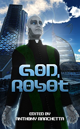 book cover of God, Robot
