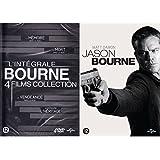 Jason Bourne - L'intégrale 5 films: La Mémoire dans la Peau / La Mort dans la Peau / La Vengeance dans la Peau / Jason Bourne : l'Héritage / Jason Bourne (Coffret 5 DVD)