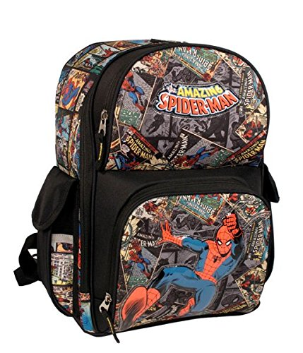 Spiderman Mochila Escolar Disney Disney SPA de 325: Amazon.es: Equipaje