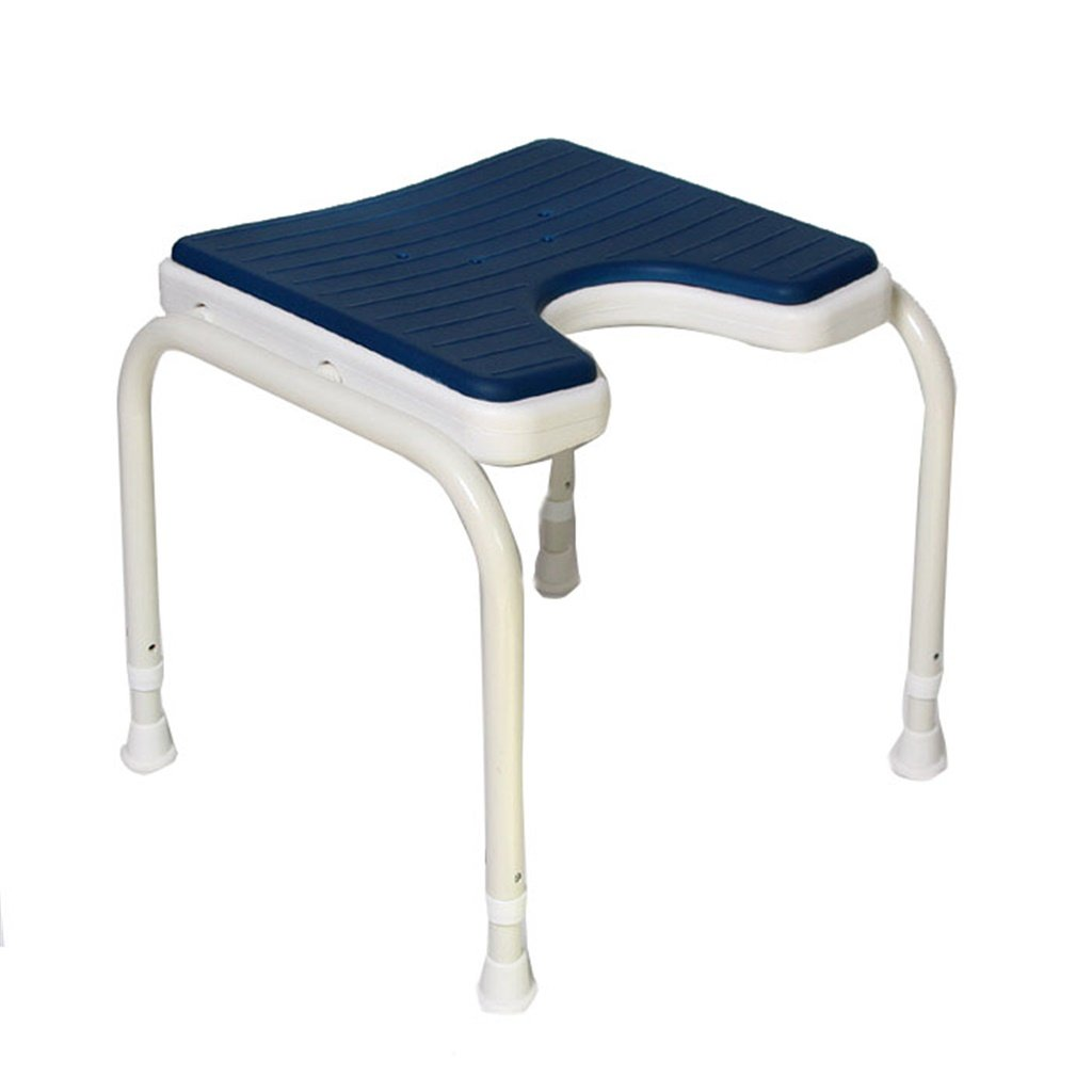 【安心発送】 ブルー防水安全快適安定した耐久性42.5CMバスチェア高齢者/障害者/妊娠可能な調節可能な高さアルミ合金バススツールアンチスリップチェア最大 B07FLVKV16 250kg。 250kg B07FLVKV16, キビグン:5ab71c9e --- ciadaterra.com