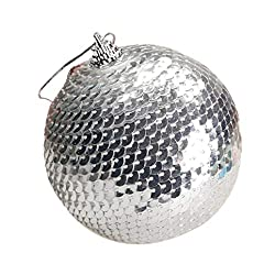 Sequin Glitter Christmas Ball