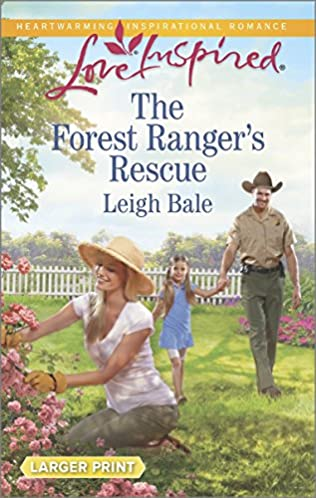 book cover of The Forest Ranger\'s Rescue