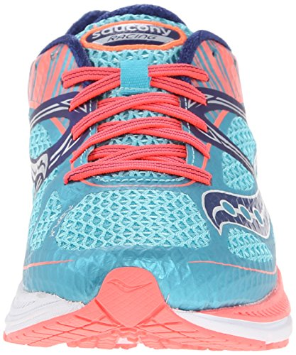 UK Pink Fastwitch Blue Saucony 5 Blue 5 7 FnA7WR