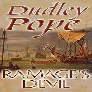 Ramage's Devil Audiobook