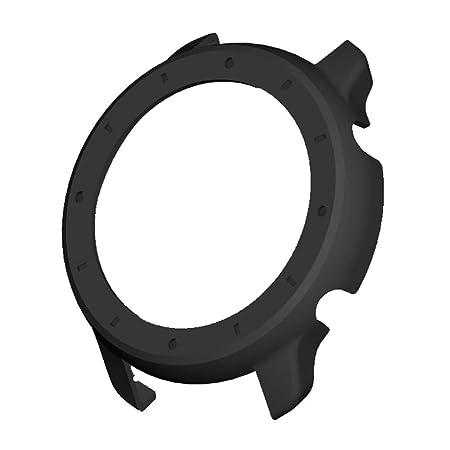 urbenlife para La Cubierta De La Caja Amazfit GTR Protector De Marco De Parachoques De PC Duro Completo para El Reloj Xiaomi Huami Accesorios Amazfit ...