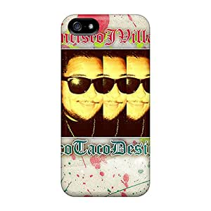 Fashion Tpu Case For Iphone 5/5s- Me Myself Nd I Defender Case Cover