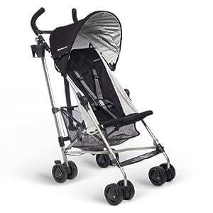 UPPAbaby 2013 G-Lite Stroller, Jake Black (Older Version) (Discontinued by Manufacturer)