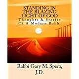 Standing In The Blazing Light Of God: Thoughts & Stories Of A Modern Rabbi