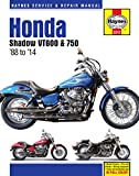 Haynes M2312 Honda Shadow VT600 and VT750 Repair Manual (1988-2014)