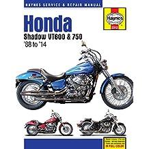 Haynes Honda Shadow 600/750 Manual M2312