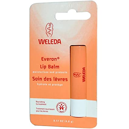 Review Weleda Everon Lip Balm,