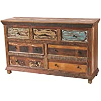 Moti Furniture Trinidad Dresser with 7 Drawers