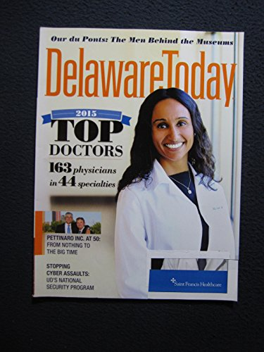 Delaware Today 2015 Top Doctors October 2015