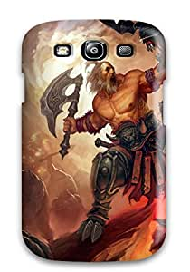 New Super Strong Diablo Tpu Case Cover For Galaxy S3