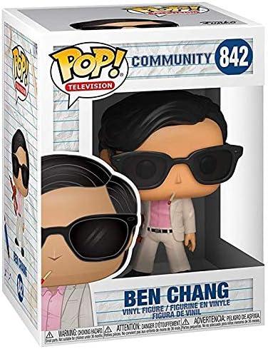 Funko TV: Community Includes Compatible Pop Box Protector Case Ben Chang Pop Vinyl Figure