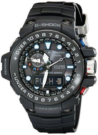 カシオ CASIO G-SHOCK GULFMASTER GWN-1000B-1AJF 男性 メンズ 腕時計 【並行輸入品】 B00YSJWY4E