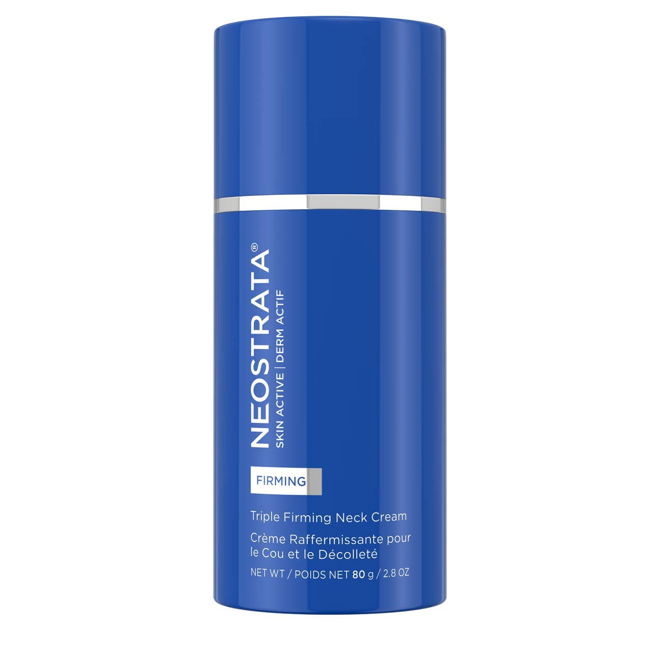 NEOSTRATA SKIN ACTIVE Firming Triple Firming Neck Cream, 2.8 ounces by NeoStrata