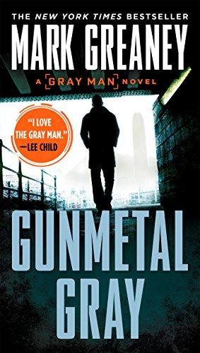 (Gunmetal Gray (Gray Man))