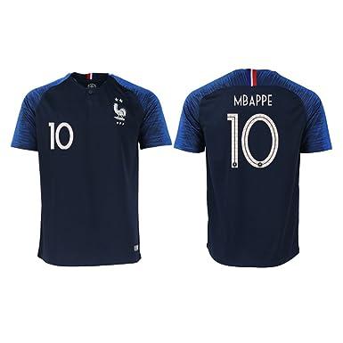 online store 3fe73 98d7c shopping france 10 mbappe home soccer country jersey 5277e 72e65