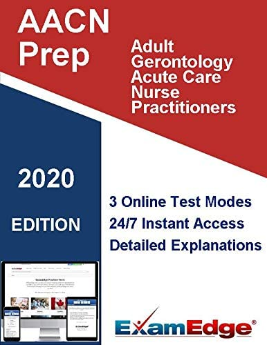 AACN Adult-Gerontology Acute Care Nurse Practitioners (ACNPC-AG) Certification Practice tests with detailed explanations. 25-Test Bundle with 3750 Unique Test Questions