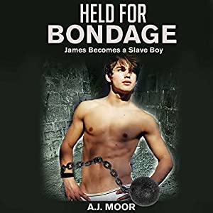 Held for Bondage Audiobook
