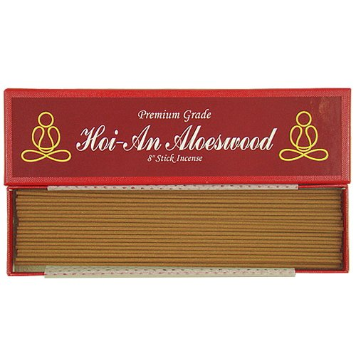 海外ブランド  プレミアムVietnamese hoi-an Aloeswood – 100 – – 8 Inches Stick Incense – 100 % Natural – g054s B002AW6S7K, 吹上町:b3079b30 --- a0267596.xsph.ru