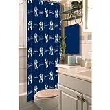 The Northwest Company MLB New York Yankees 72''x72'' Shower Curtain