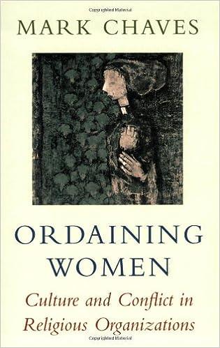 Image result for Mark Chaves, Ordaining Women