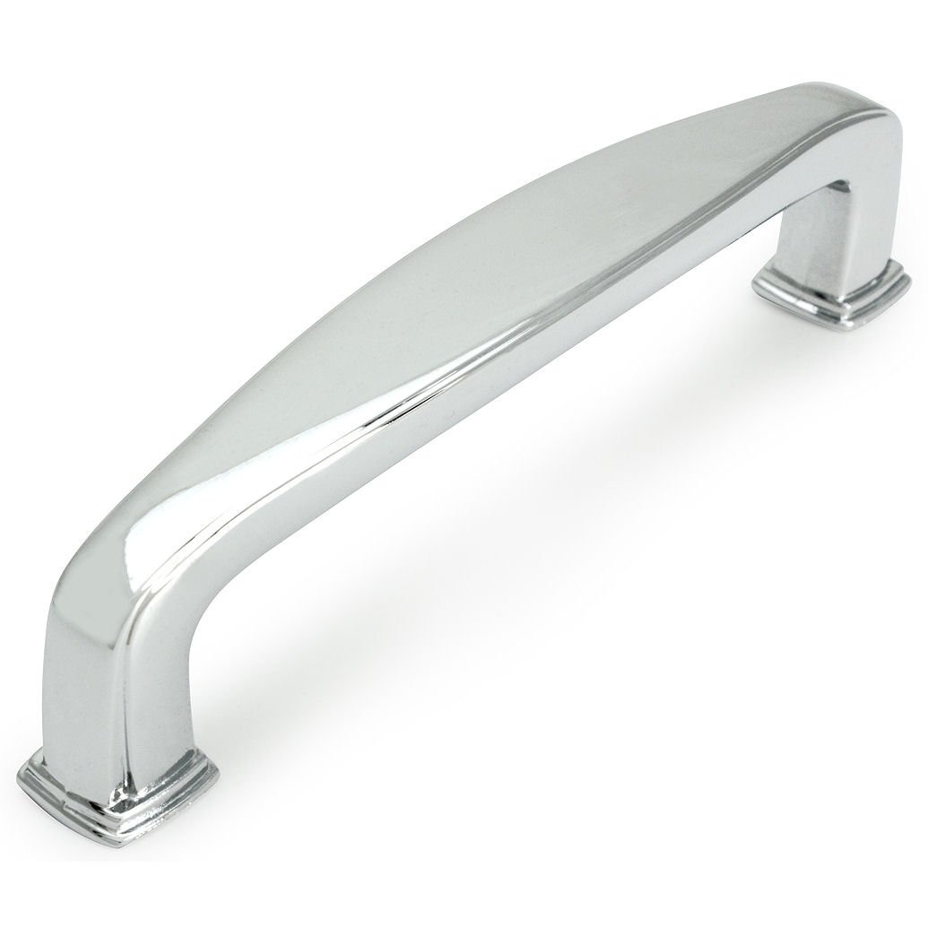 Cosmas® 4392CH Polished Chrome Modern Cabinet Hardware Handle Pull   3 3/4 Part 87
