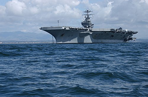Home Comforts USS John C. Stennis (CVN 74) Anchored Off The Coast of San Diego, Calif. Stennis is conducting t