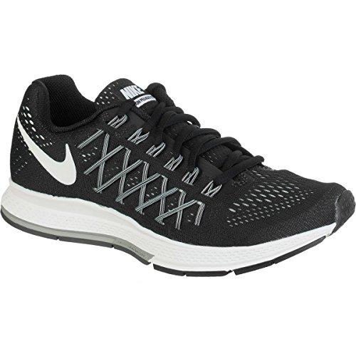 Nike Mixte Adulte Wmns Air Pegasus Zoom 32 Chaussures De Course Noir (noir / Blanc Pur Platine)