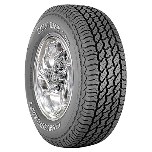 Mastercraft Courser LTR All-Season Radial Tire - 265/75R16 123R