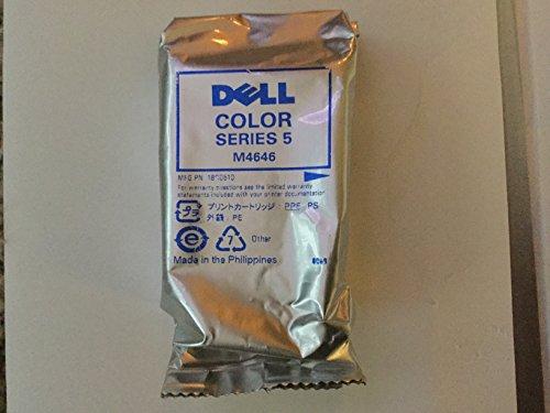 - Compatible Dell 922, 924, 942, 944, 946, 962, 964 Series 5 Color (M4646)