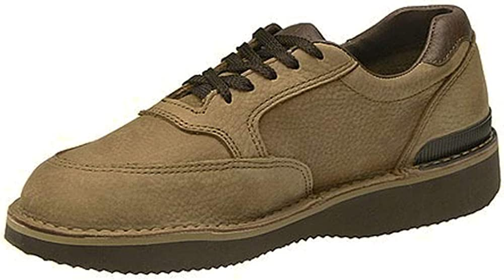 Ultra Walker Mens Oxford Suede Lace Up Casual Oxfords