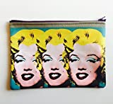 Marilyn Monroe Pop Art Pencil Case/ Pouch (multipurpose)