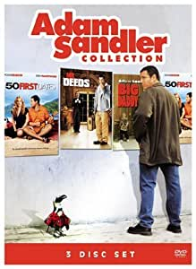 Amazon.com: Adam Sandler Collection ( Big Daddy/ 50 First ...