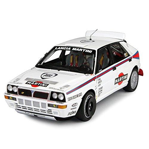 1/18 Lancia Delta HF Integrale Evoluzione `Rally 1991 TEST CAR` K08342T