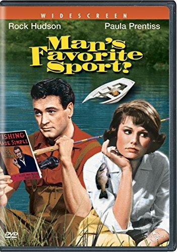 Man's Favorite Sport? - Sport Saw