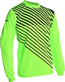 Vizari Arroyo Goalkeeper Jersey, Neon Green/Black, Size Adult Large