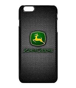 Iphone 6/6s Plus(5.5 Inch) Carcasa John Deere Logo Protective Hard Carcasa Designed By CustomItemSty