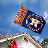 WinCraft Houston Astros Flag 3x5 Banner