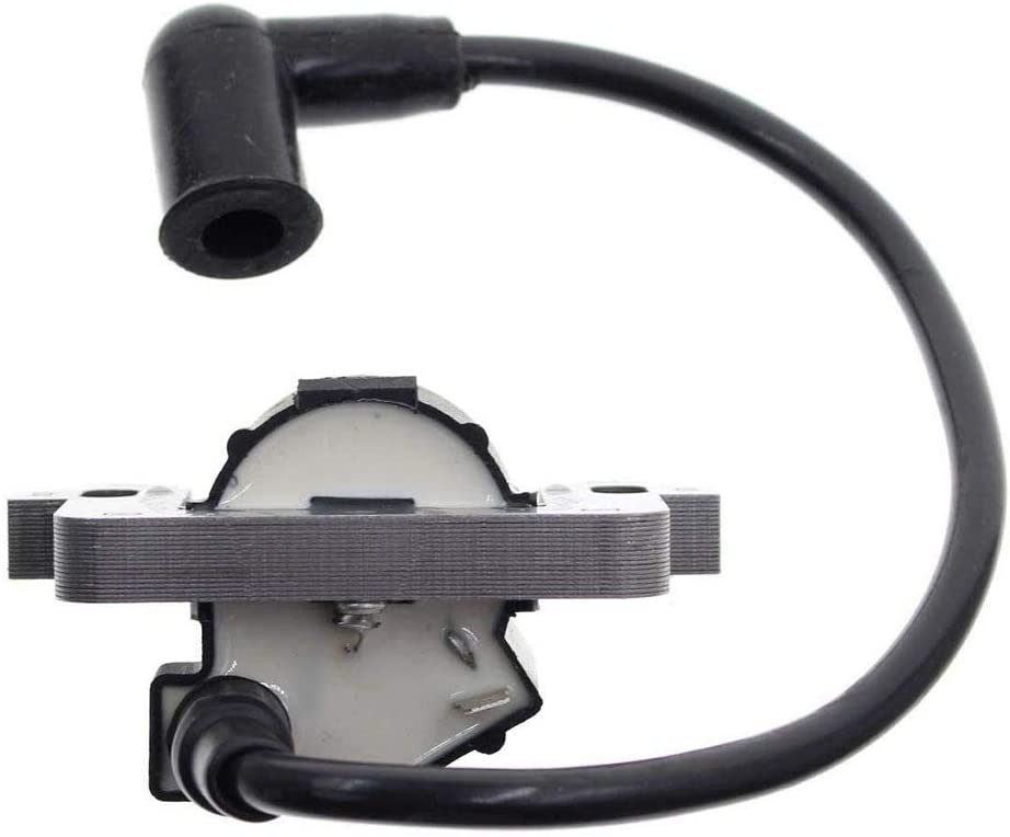 Deinbe Ignition Coil Replacement Honda GCV160 30500-ZL8-004 30500-ZL8-014 30500-Z0J-003 EngineBlack