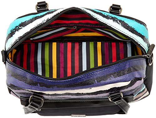 Borse Marcel Donna Paint Little Bowling Multicolore Ol04 HzwcSqO