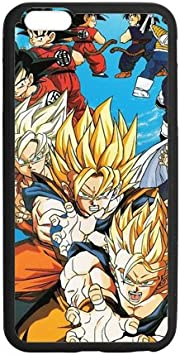 Dragon Ball Z Son Goku Genki Dama iphone case